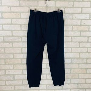 Vince Pants - Vince Coastal Blue Easy Pull On Pants
